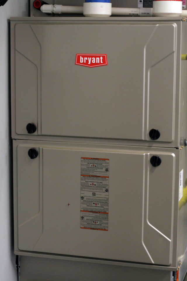 HVAC wiring and installation from Thompson Electrical Service and bryant